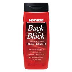 BACK TO BLACK TRIM AND PLASTIC RESTORER