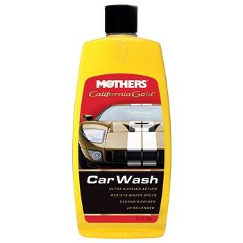 CALIFORNIA GOLD CAR WASH