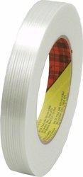 3M 897 Cinta filamento Uso industrial desempeño medio 18 x 55 m