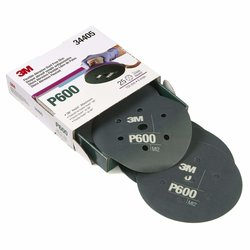 "3M 34405 Disco Abrasivo Flexible 6"" P600"