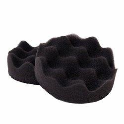 "3M 5726 Borla esponja negra para abrillantar 3"""