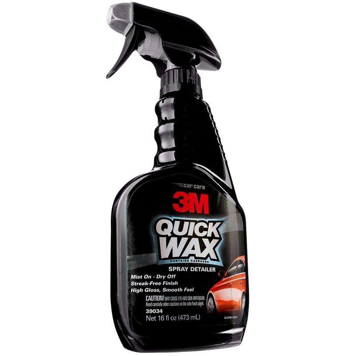 3M 39034 Quick Wax 473 ML