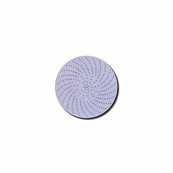 """3M 30283 Disco Hookit Clean Sanding, 91 Perforaciones 3"""" P80C"""