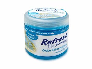 9966 Refresh Your Car® 4.5 oz. Gel Aromatizante Brisa de verano