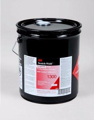 3M 1300 Botes De Adhesivo Scotchgrip De 18.75L