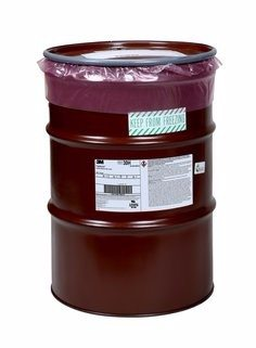 3M 30 H Green Contact Adh 55 Gal O/H W Poly Liner Drum -3