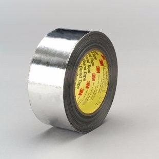 3M 363 Cinta de aluminio reforzada con fibra de vidrio 38 x 33 m