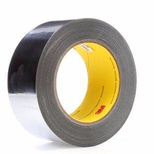 3M 363 Cinta de aluminio reforzada con fibra de vidrio 50 x 33 m