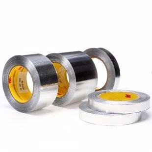 3M 425 Cinta de aluminio 48 in x 55 m