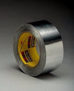 3M 433L Cinta de aluminio 50X55MTS