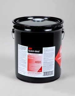 3M 4693 Adhesivo Scotch-Grip Cubeta Con 19 Lts