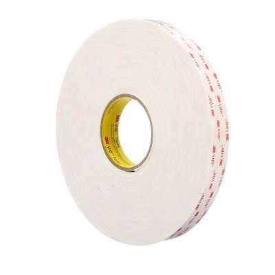 3M 4945 Cinta acrílica resistente a plastificantes 25 x 32.9 MT