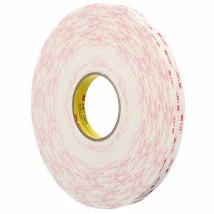 3M 4946Cinta de Espuma Acrílica Plastificantes 1.1mm12x32.9M