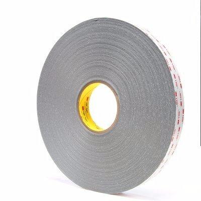3M 4956 Cinta de Espuma Acrílica ad. a metales 1.6 mm19x32.9M