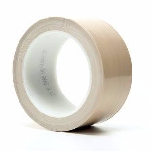 3M 5498 Cinta PTFE c/Adhesivo no silicona 19 x 33 m