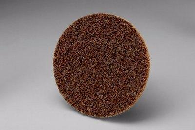 3M 5532 (SubempaqueDisco/25) superficies grueso 76MM café