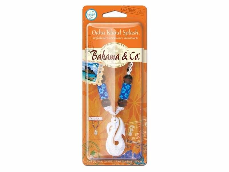 6715 Bahama & Co. Collar Aromatizante Flores Brisa tropicalRosa