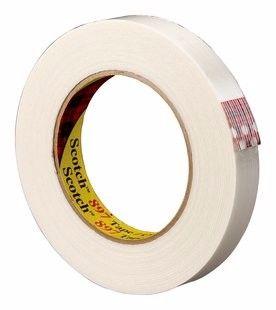 3M 897 Cinta filamento Uso industrial desempeño medio 24 x 55 m