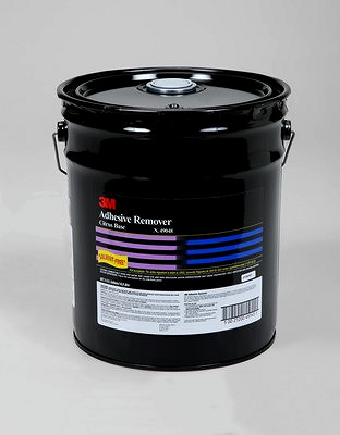 3M Adhesive Citrus Remover, Bulk 5 Gallon Pail
