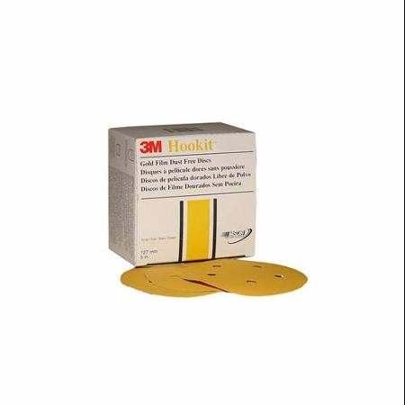 3M 1079 Disco Hookit Gold , P180 (Subempaque c/100)