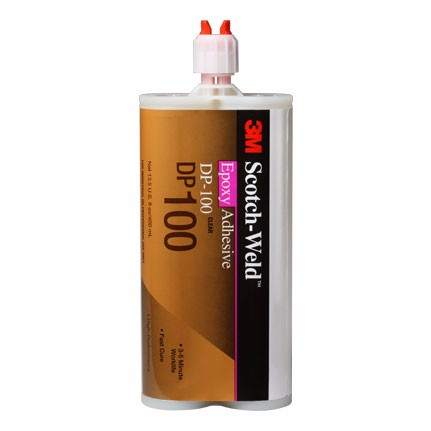 3M Dp100 Plus Clear, 1.69 Oz, 12 Per Case