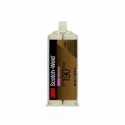 3M Dp190 Gry Epoxy Adh 1.7 Fl Oz