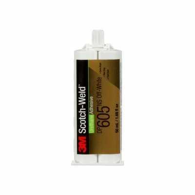 3M Dp605 Adhes. Off Blanco Duo-Pack Bote 48.2 G