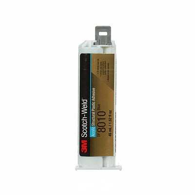 3M Dp8010 Adhesivo Plastico Azul 45Ml