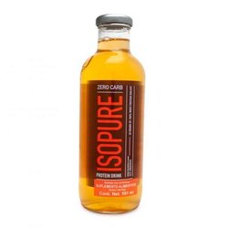 ISOPURE 0 CARB NARANJA 591 ML