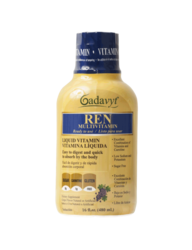 GADAVYT REN MULTIVITAMIN SABOR UVA 480 ML