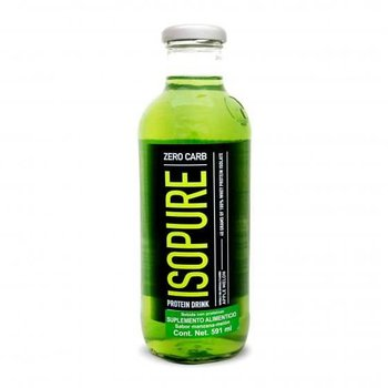 ISOPURE 0 CARB MANZANA-MELON 591 ML