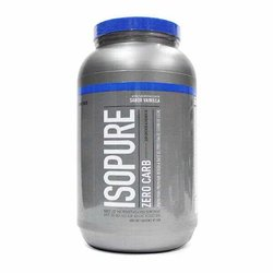 ISOPURE 0 CARB POLVO VAINILLA 3.4KG