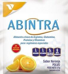 Abintra Naranja Sin Azúcar Polvo 27 g