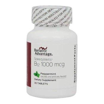 BARIATRIC ADVANTAGE B12 SUBLINGUAL 1000U PEPPERMINT C/ 30