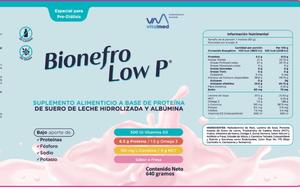 Bionefro Low P 640g Fresa