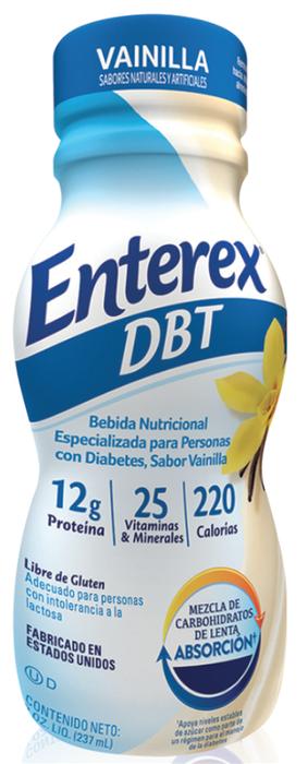 ENTEREX DBT VAINILLA 237 ML