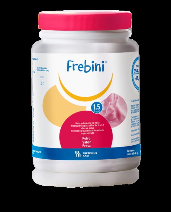 Frebini Plus Polvo Fresa 454 g