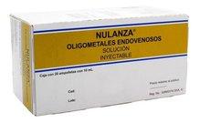 Nulanza Pieza De 10 ml c/u