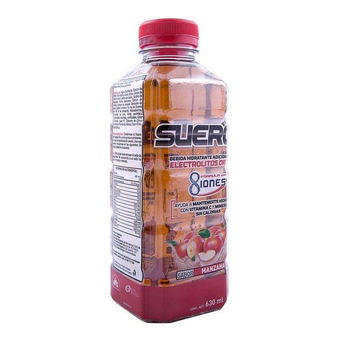 SUEROX AD MANZANA 630 ML