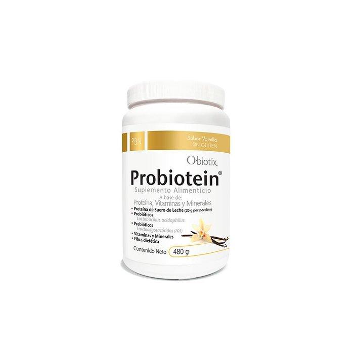 PROBIOTEIN (SUPLEMENTO DE PROTEINA) NEUTRO 480GR