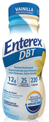 ENTEREX DBT VAINILLA 237 ML