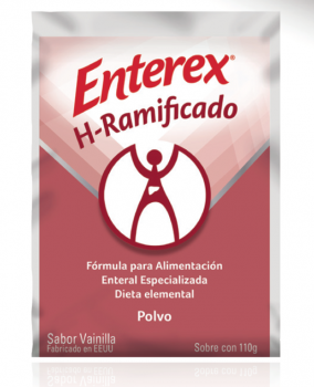 ENTEREX H-RAMIFICADO VAINILLA 110 G