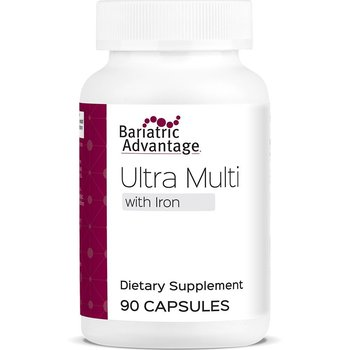 BARIATRIC ADVANTAGE ULTRA MULTI WITH IRON C/ 90