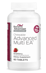 BARIATRIC ADVANTAGE CHEWABLE ADVANCED BERRY MIX FRUIT C/ 60