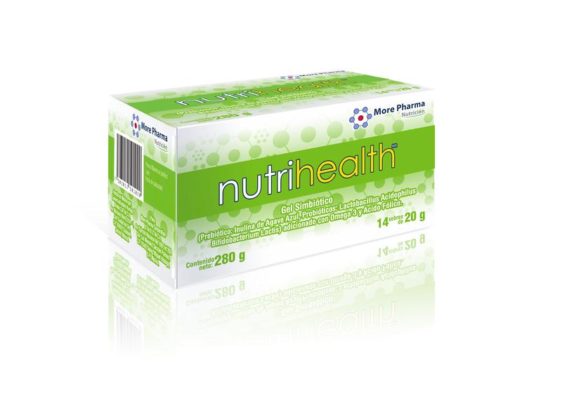 Nutrihealth Sobres C/14