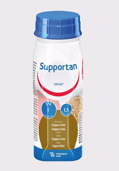SUPPORTAN CAPUCHINO 200 ML