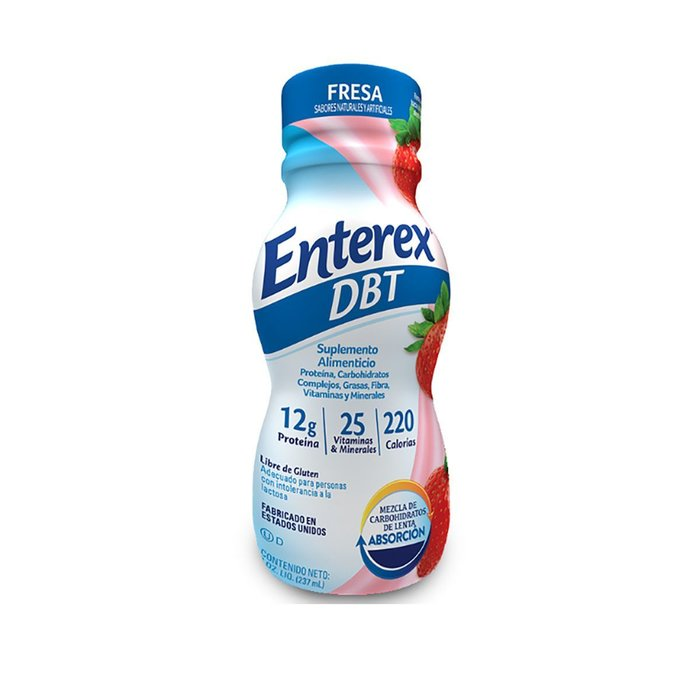 Enterex DBT Fresa 237 ml