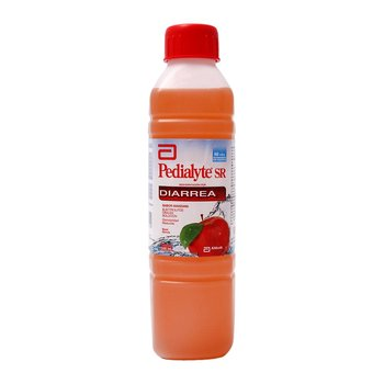 PEDIALYTE 60MEQ MANZANA 500ML