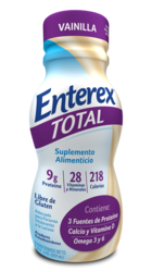 Enterex Total Vainilla 237 ml