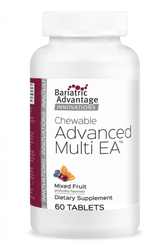 BARIATRIC ADVANTAGE CHEWABLE ADVANCED MULTI EA MIX FRUIT C/ 60